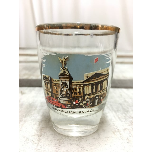 Mid-Century London Shot Glasses - Set of 4 - Image 6 of 8