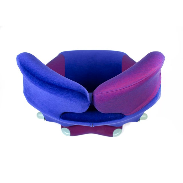 Lounge Chair by Toshiyuki Kita for Cassina For Sale In Dallas - Image 6 of 9