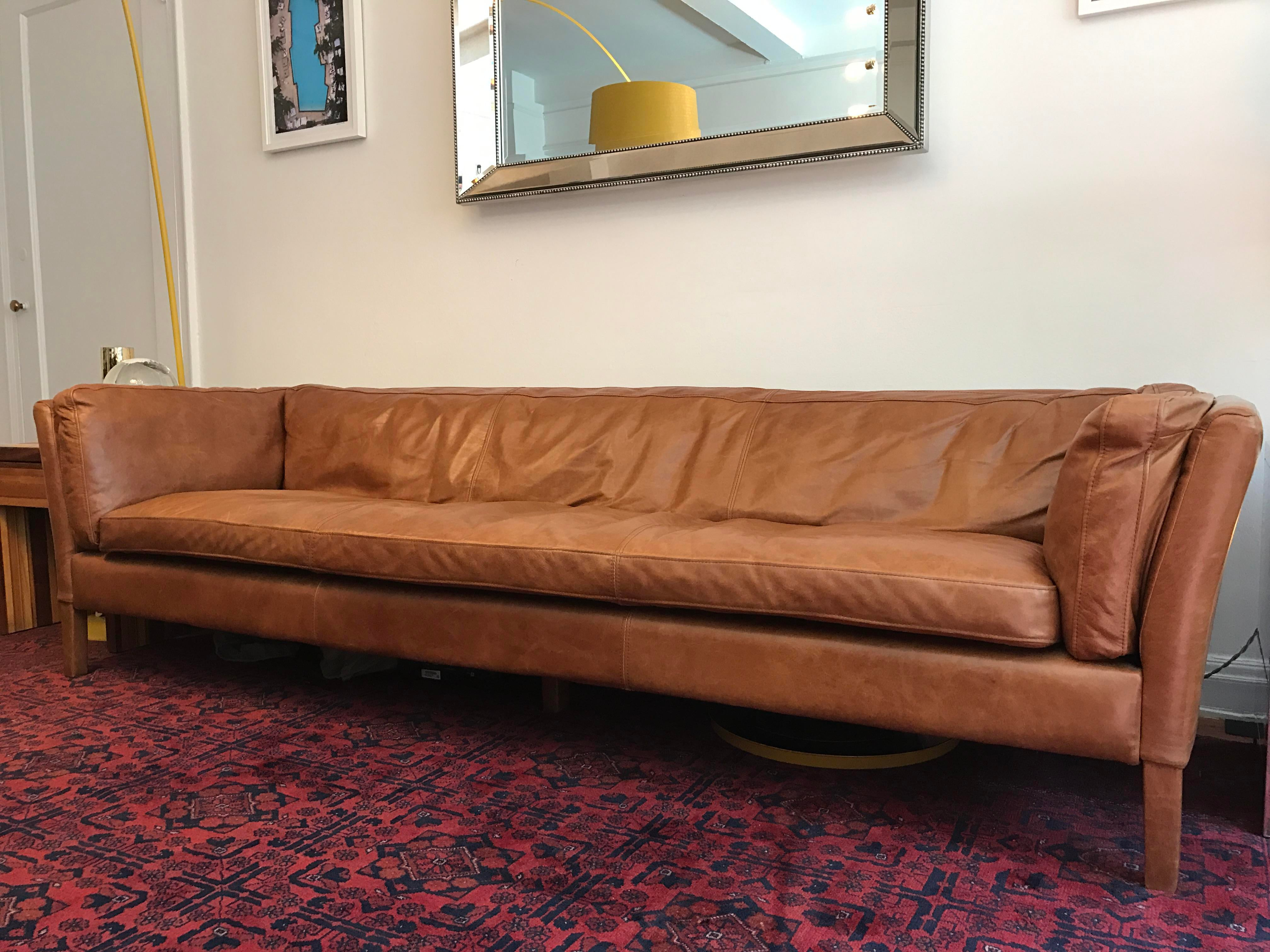 Superieur Great And Elegant Sofa With Slightly Flared Arms. Comfortable Sanctuary For  Smaller Sitting Areas.
