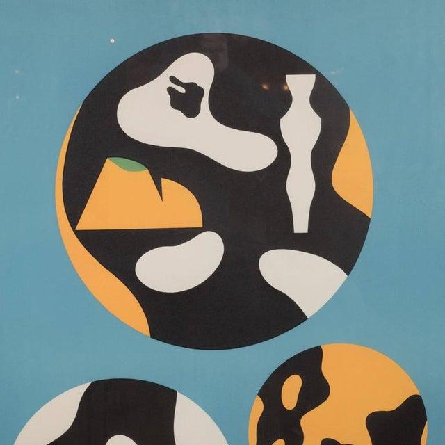 "Jean Arp ""De La Famille Des Etoiles"" 'A. 359' Lithograph Printed in Colors, 1965 For Sale - Image 5 of 10"