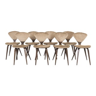 Set of Norman Cherner for Plycraft Dining Chairs For Sale