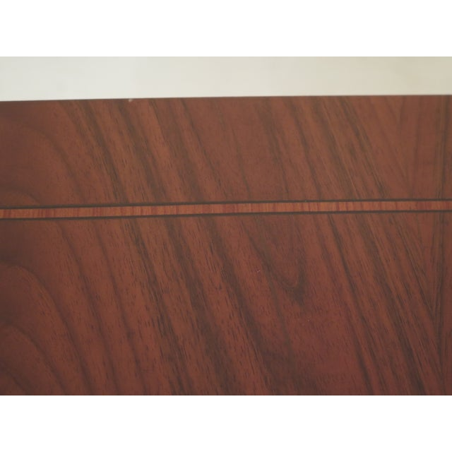 Empire Decorative Crafts Italian Walnut Chest For Sale - Image 3 of 13