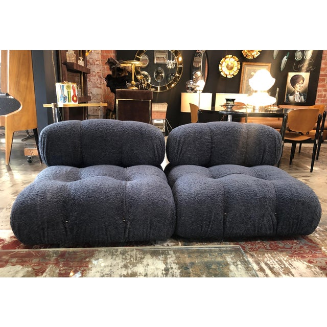 1970s Camaleonda Sectional Sofa by Mario Bellini For Sale In Los Angeles - Image 6 of 13