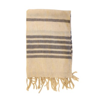 Turkish Hand Made Towel With Natural/Organic Cotton and Fast Drying,18x27 Inches Set of 2 For Sale