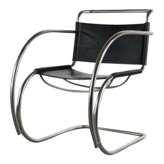 Ludwig Mies Van Der Rohe MR 20 Chair for Stendig For Sale
