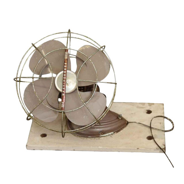 Westinghouse Wall Mount Fan For Sale