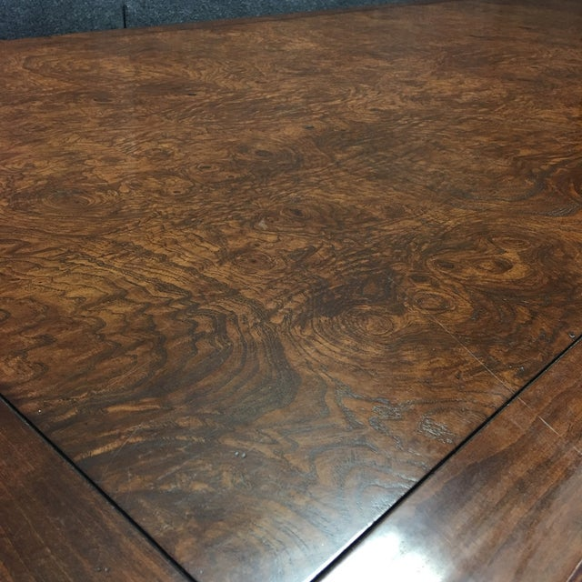 Thomasville Dining Table With 2 Leaves - Image 4 of 11