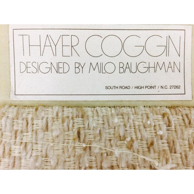 Vintage Mid-Century Modern Milo Baughman Sofa - Image 6 of 11