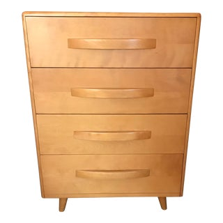 1930s Art Deco Heywood Wakefield Leo Jiranek Dresser For Sale