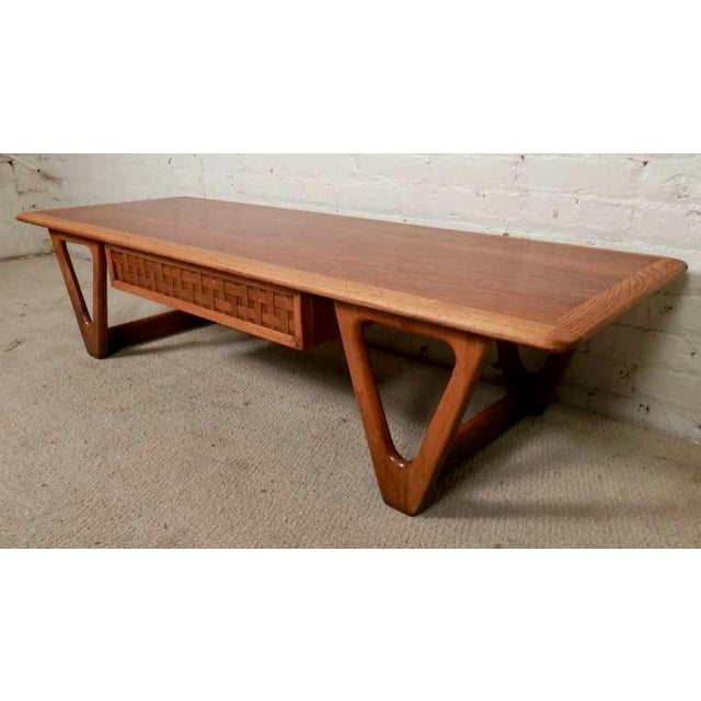 Lane Mid-Century Modern Coffee Table - Image 3 of 5