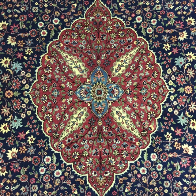 "Traditional Kayseri Carpet - 7'9"" x 10'11"" - Image 4 of 5"