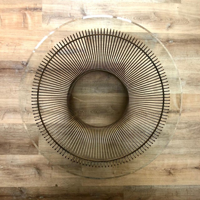 1960s 1960s Warren Platner for Knoll Coffee Table For Sale - Image 5 of 11
