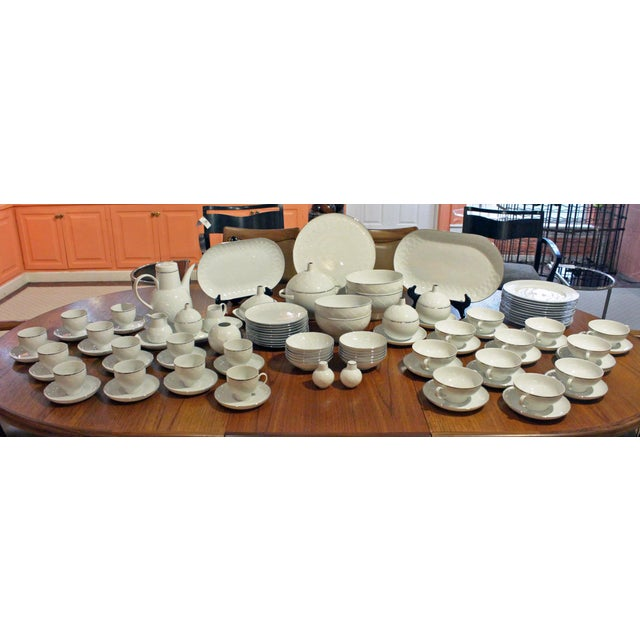 1970s Rosenthal Studio-Line China Service - Set of 98 For Sale - Image 10 of 10