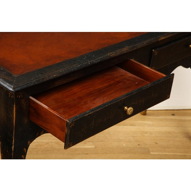 Painted Louis XV Style Console Table For Sale In New York - Image 6 of 13