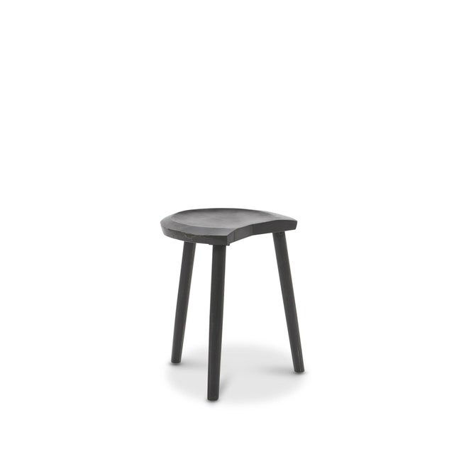 Not Yet Made - Made To Order Hand Hewn Contemporary Ash Milking Stool by Woodworker Danny Rosa For Sale - Image 5 of 5