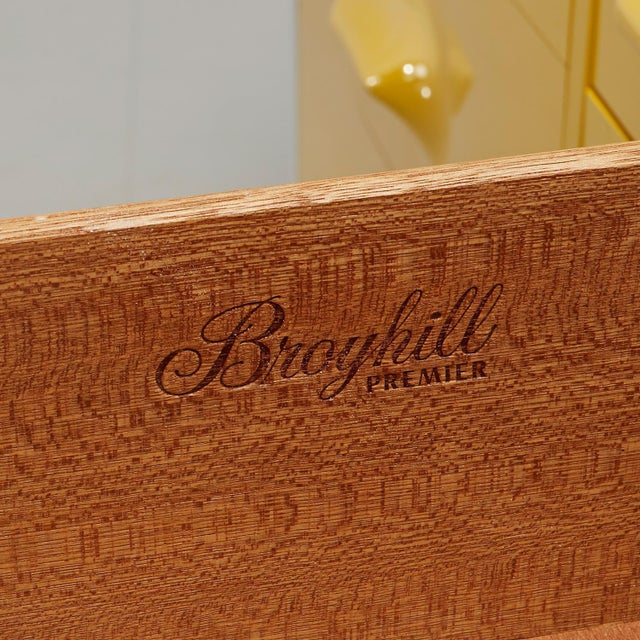 1970s Modern Broyhill Chapter OneCredenza For Sale - Image 10 of 11