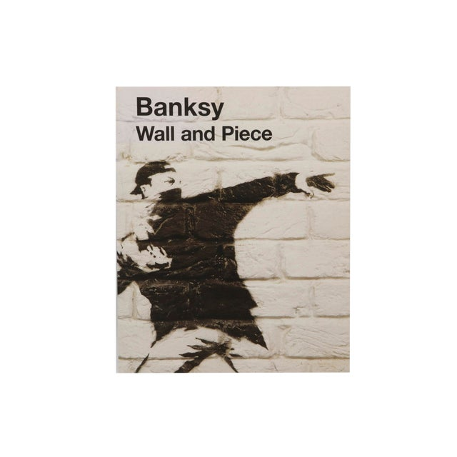 Banksy - Wall and Piece For Sale