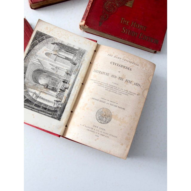 Victorian Book Collection Set of 4 - Image 5 of 11
