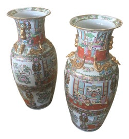 Image of Floor Vases