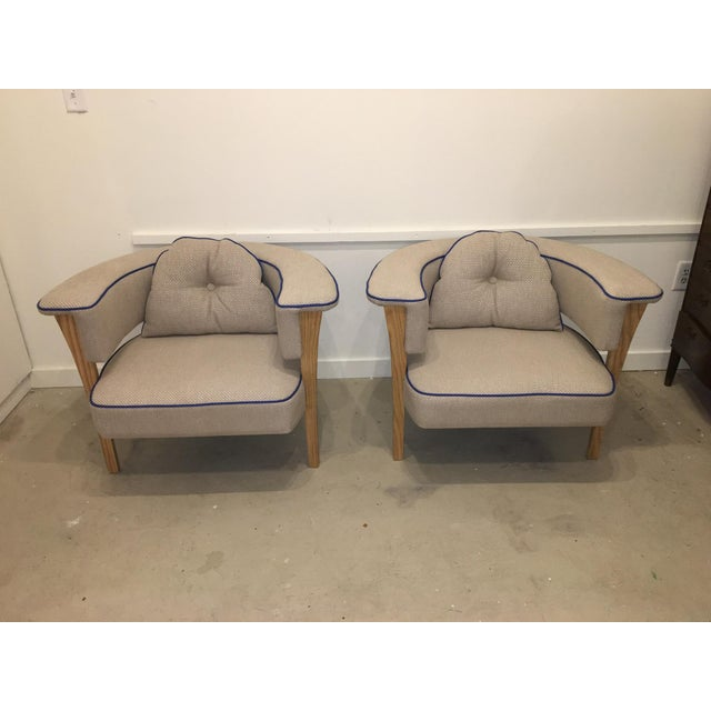 Pair of Mid Century Chairs - Image 10 of 10
