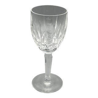 1970s Waterford Crystal Stemware Kildare Claret For Sale