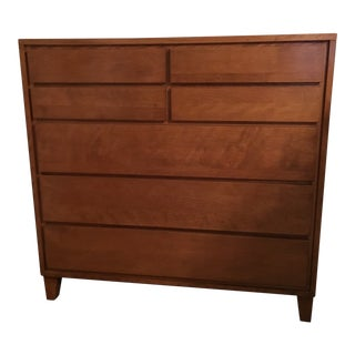 1950s Mid-Century Modern Conant Ball Highboy For Sale