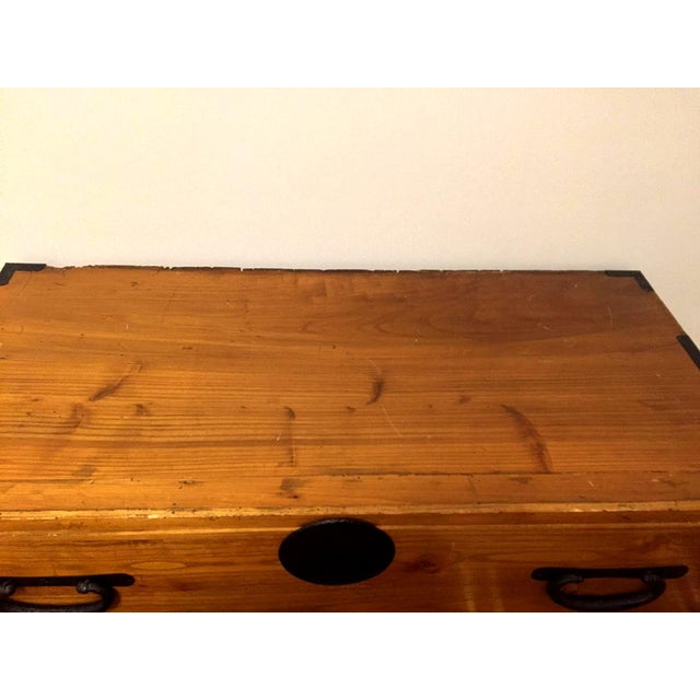 Japanese Antique Kasane Chest on Chest - Image 9 of 9