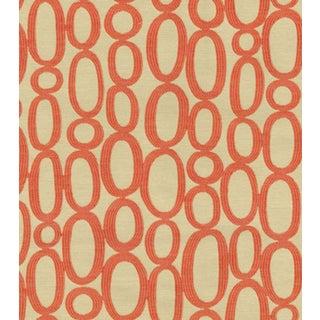 Pindler & Pindler Adena Tomato Multi-Purpose Fabric- 2 1/3 Yards For Sale