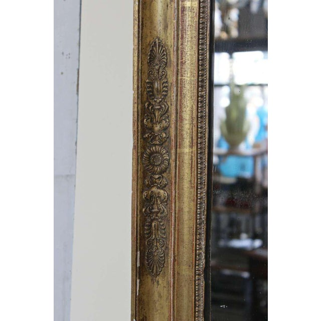 Early 19th Century Giltwood Mirror For Sale - Image 4 of 11