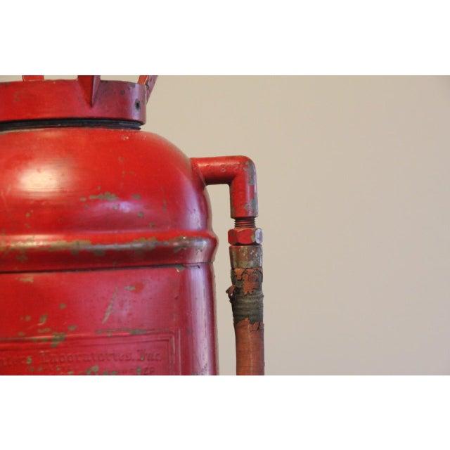 Vintage Fire Extinguisher - Image 4 of 9