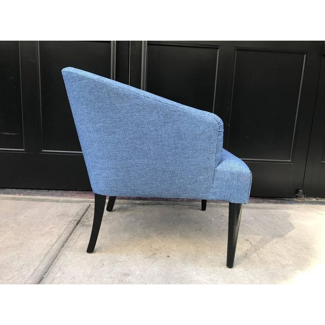 Mid-Century Modern Pair of Mid-Century Modern Lounge Chairs For Sale - Image 3 of 6