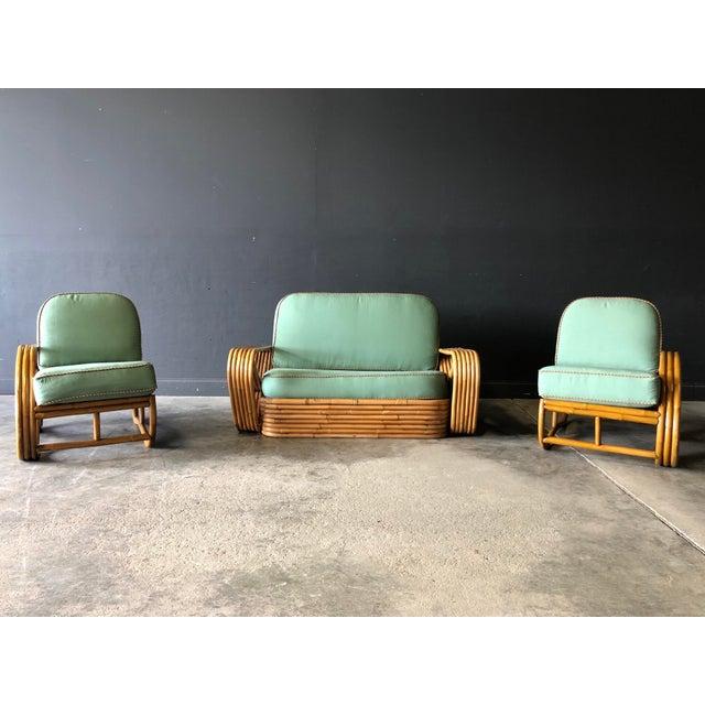 Paul Frankl Pretzel Settee Set For Sale - Image 13 of 13