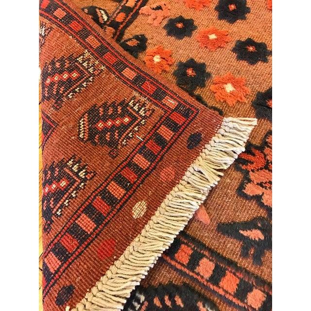 Vintage Anatolian Bergama Rug - 3′3″ × 5′7″ - Image 6 of 6