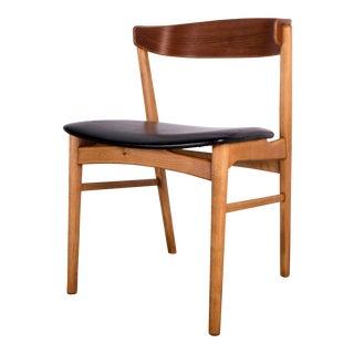 1960's Vintage Helge Sibast for Sibast Mobler Dining Chair For Sale