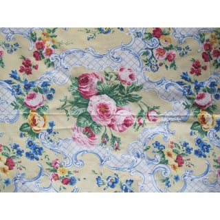 Scalamandre Antoinette Fabric 11/3 yards