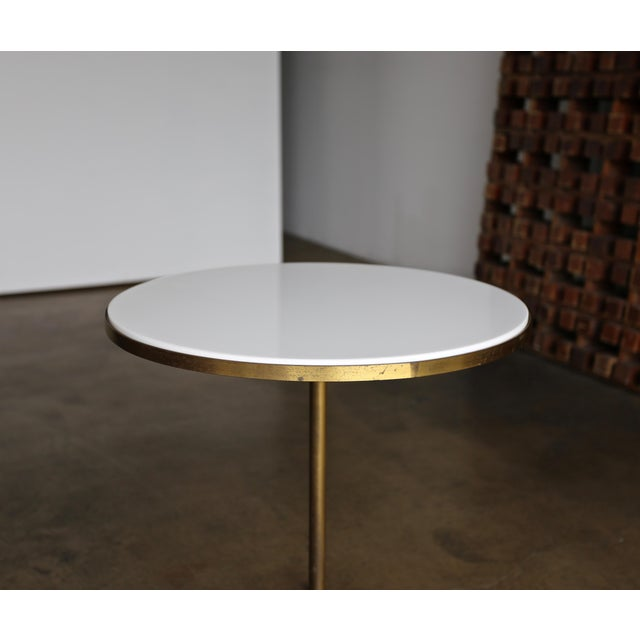"""""""Cigarette"""" Side Table by Paul McCobb for Directional, Circa 1955 For Sale In Los Angeles - Image 6 of 9"""