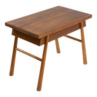 1950s T.H. Robsjohn Gibbings Widdicomb End Table For Sale
