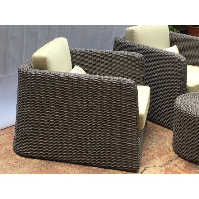 2010s Patio Furniture by Janus Et Cie- 3 Pieces For Sale - Image 5 of 12