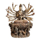 Image of Thousand Arm Quan Yin For Sale