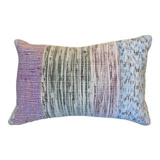 Vintage Rag Rug Kilim Pillow