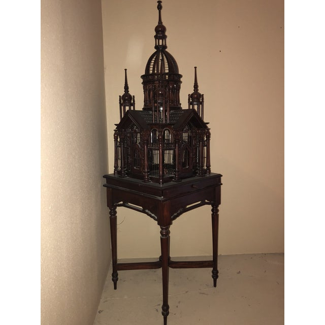 Antique Victorian Birdcage - Image 2 of 9