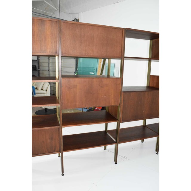 Large Five Bay George Nelson Omni System For Sale - Image 12 of 13