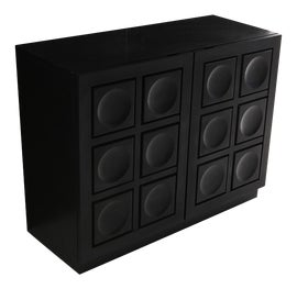 Image of Hollywood Regency Storage Cabinets and Cupboards