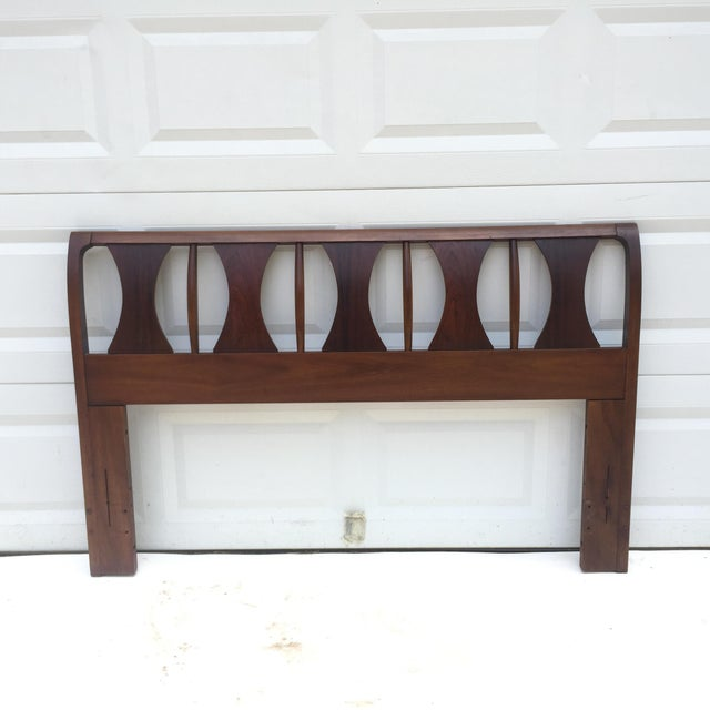Kent Coffey Queen Size Headboard For Sale - Image 13 of 13