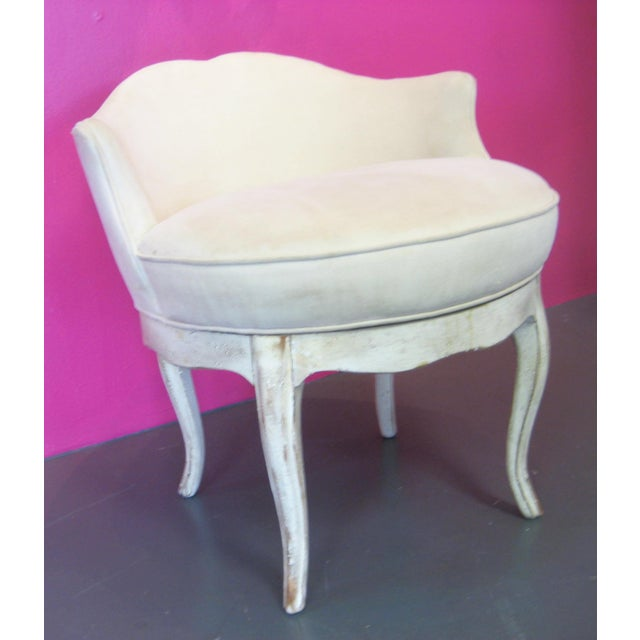 Louis XV-Style Seat - Image 3 of 8