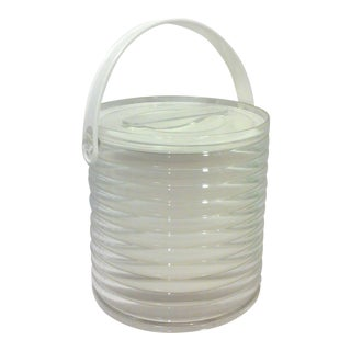 Acrylic Lucite Beehive Ice Bucket For Sale