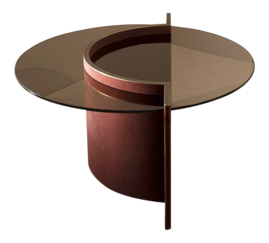 Contemporary Torus Coffee Table Made By Robert Sukrachand In Usa