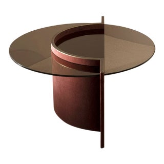 Contemporary Torus Coffee Table, Made by Robert Sukrachand in Usa For Sale