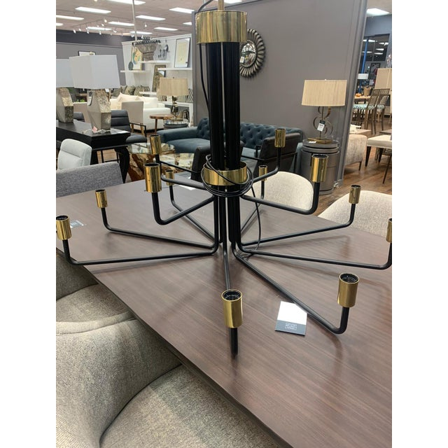 Contemporary Le Marais Chandelier by Palmer Earley For Sale - Image 3 of 4
