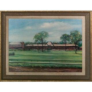 """""""Saratoga Grand Stand"""" 1966 For Sale"""